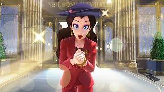 Mario Gets to know Pauline - Super Mario Odyssey