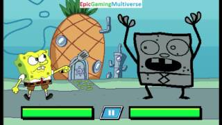SpongeBob SquarePants VS DoodleBob In A Nick