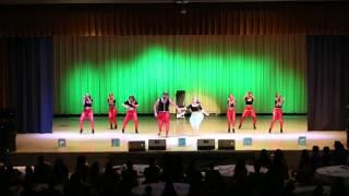 [Fusion] NSU Maasti - Dance Ke Deewane 2016