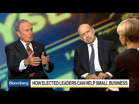 Blankfein and Bloomberg on Small Business, Bitcoin, Taxes - YouTube Alternative Videos Watch & Download