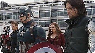 CAPTAIN AMERICA 3: CIVIL WAR International Trailer 2 (2016) Marvel Superhero Movie