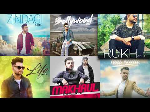 Xxx Mp4 Best Of Akhil Audio Jukebox Latest Punjabi Songs 2018 Speed Records 3gp Sex