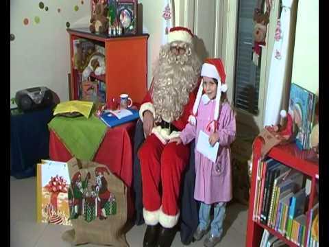 Babbo Natale 2013 - Scuola dell'Infanzia Paritaria