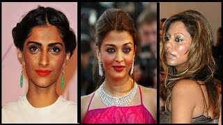 shocking Makeup Disaster Of Bollywood Actresses!