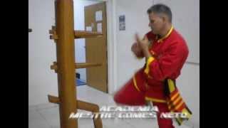 Aulas de Kung Fu Online com  o Mestre Gomes Neto
