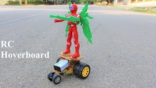 How to Make a Hoverboard - Self balancing scooter