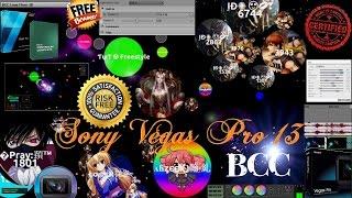 FREE S.Vegas Pro 13 (windows 7 & 10) download + BCC [2017]