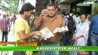 The Foodie :Maharashtrian Meals!- Part 1