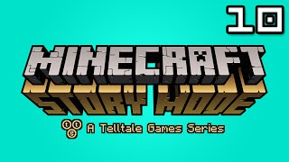 Minecraft Story Mode Let's Play: Episode 3 Part 3 - RIP, SWEET PRINCE