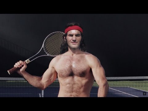 Roger Federer - Top 10 TV Commercials