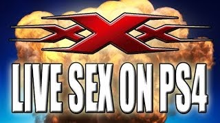 Live Sex Being Streamed on PS4 Playroom (Call of Duty: Ghosts)