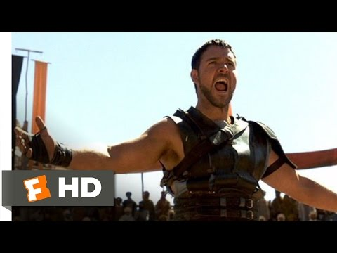 Xxx Mp4 Gladiator 4 8 Movie CLIP Are You Not Entertained 2000 HD 3gp Sex