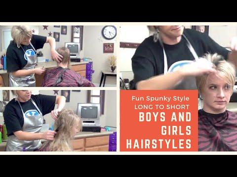 Xxx Mp4 Long Hair Ladies Haircut To Short Hairstyles 3gp Sex