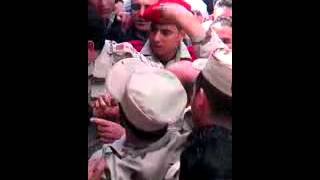 تشييع جنازة النقيب محمد احمد ناصر ديروط المحمودية بحيرة
