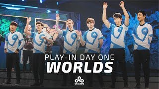 #Worlds | Play-In Day 1 (Highlights)