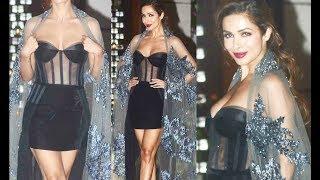 Malaika Arora Khan Hot Dress At Mukesh Ambani Daughter Isha Ambani Party