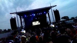 Notorious B.I.G. - Juicy  Dillon Francis Live @ The Mothership Tour Pimlico Baltimore 6/8/14