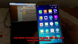 How to enter code in Samsung Galaxy S6 SM-G920 @ www.magicunlock.com