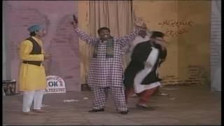 Best of Amanat Chan Goga Jee Iftkhar Thakur - PAKISTANI STAGE DRAMA FULL COMEDY CLIP