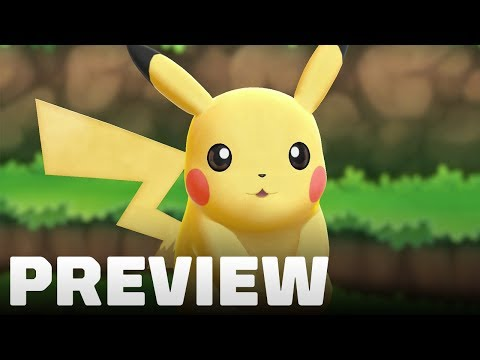 Xxx Mp4 Pokemon Let S Go Is A Relaxing Approachable Adventure By Design 3gp Sex