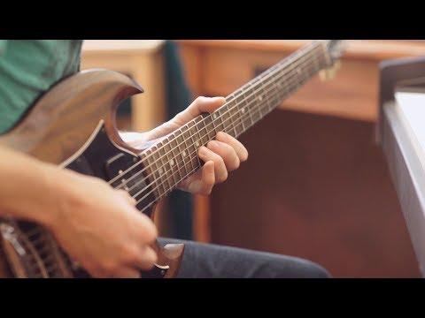 John Mayer - I Don't Trust Myself W Loving U  Guitar Loop Cover