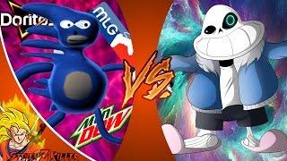 SANIC vs SANESS! (MLG vs Underpants/Undertale Meme) Cartoon Fight Club Episode 169! REACTION!!!