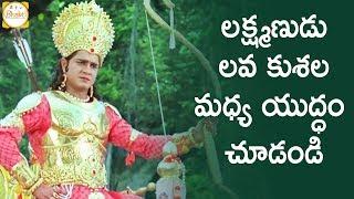 Sri Rama Rajyam Movie Scenes HD - Srikanth arguing with Lava Kusha - Balakrishna, Ilayaraja
