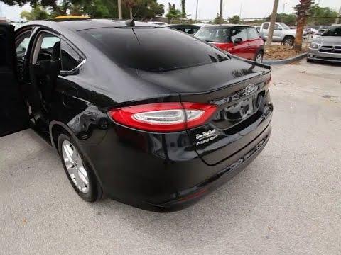 2013 Ford Fusion Orlando, Maitland, Sanford, Deltona, Kissimmee, FL P8111