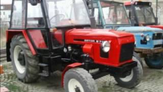 Oprava traktoru