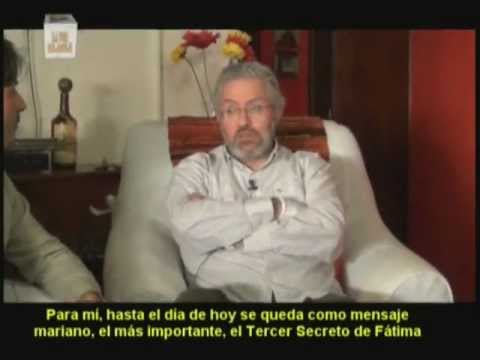 La voz del Águila entrevista al estigmatizado Giorgio Bongiovanni 27 04 12