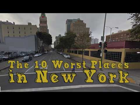 Xxx Mp4 The 10 Worst Cities In New York Explained 3gp Sex