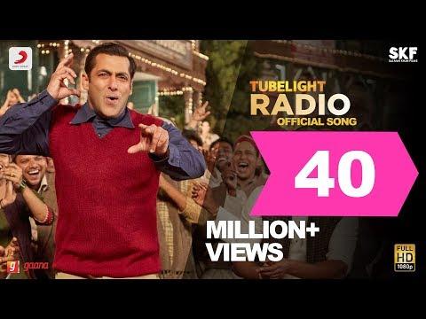 Tubelight - RADIO SONG | Salman Khan | Pritam |Kabir Khan|Amitabh Bhattacharya| Latest Hit Song 2017