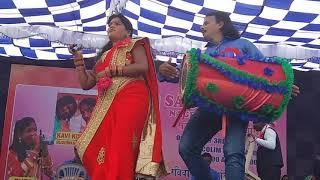 Aarti aur hulas kar Dhamal Goa mein stage program