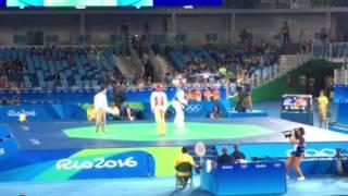 Final Olímpica Rio 2016 - Taekwondo categoria até 80kg