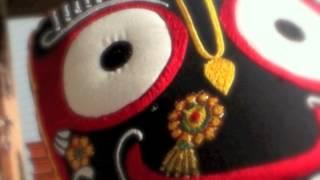 EIGHT VERSES FOR JAGANNATHA by Krishna Sharma