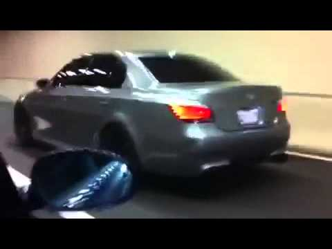 2008 BMW M5 E60 Dinan Exhaust sound