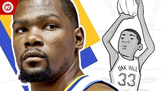 Kevin Durant: Draw My Life