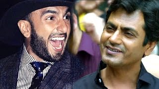 Ranveer Singh Mind Blowing Reply To Nawazuddin