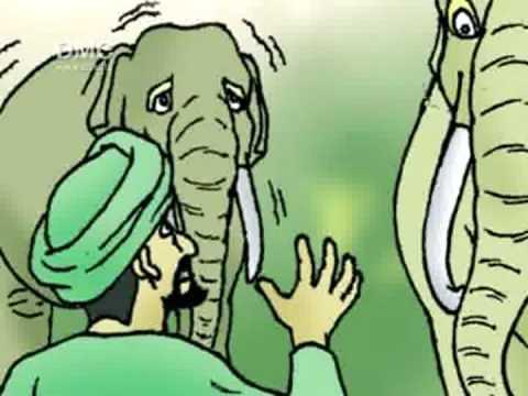 นิทาน ชาดก ช้างมหิฬามุข Be sure to watch until 7 30