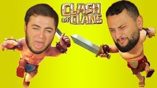 Clash of Clans Oynadık - Acı Sakız Cezalı #1