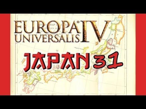 Europa Universalis 4 IV - Japan Ironman Hard 31