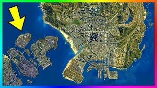 GTA Online Liberty City Map Expansion Or NEW GTA 4 Remastered Game Coming Later This Year? (GTA 5)