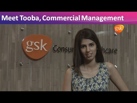 Meet Tooba, Commercial Management (Consumer Healthcare)