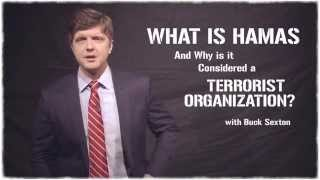 What is Hamas, and Why is it Considered a Terrorist Organization? Buck Sexton Explains