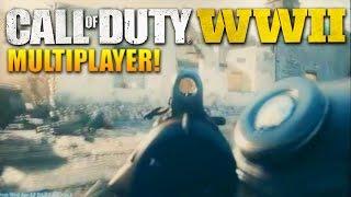Call of Duty: WORLD WAR 2 - MULTIPLAYER! - (48 Players, New Guns + MORE)