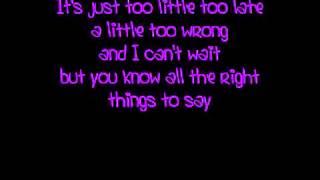 Jojo Too Little Too Late lyrics.Laheeb wolves.mp4