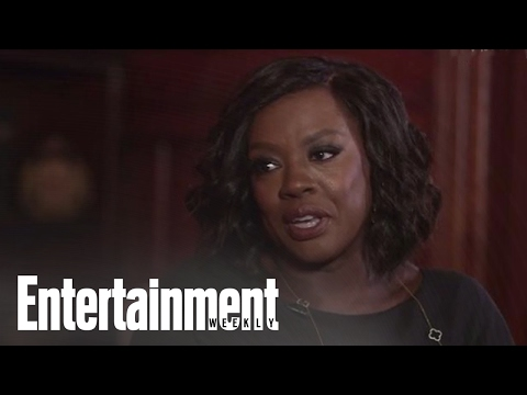 Viola Davis On The Characters That Define Her & Her Difficult Childhood Entertainment Weekly