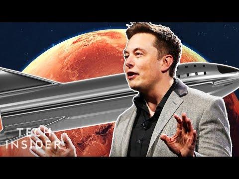 Elon Musk s Multibillion Dollar Mars Rocket Explained