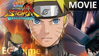 Naruto Shippuden Ultimate Ninja Storm Generations - All Cutscenes [English] [HD]