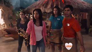 Power Rangers Dino Super Charge - Nightmare in Amber Beach - Heckyl is Snide (Episode 3)